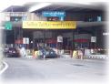 高速道路の入り口
